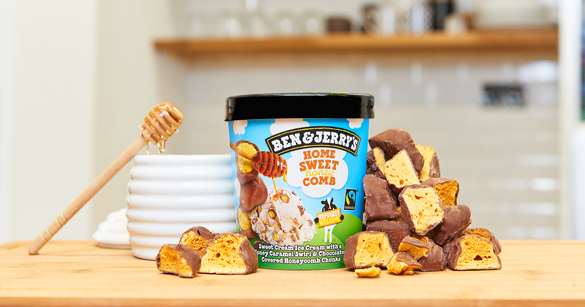 ben and jerry s home made ice cream Fire up the ice cream maker this ben and jerry's copycat vanilla keeps it simple and elegant you'll soon be on your way to the freshest ice cream you've ever tasted.