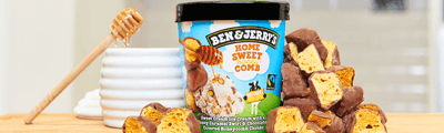 New Flavour Alert: Home Sweet Honeycomb!