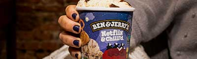 An ice cream as carefully curated as your Netflix watch list