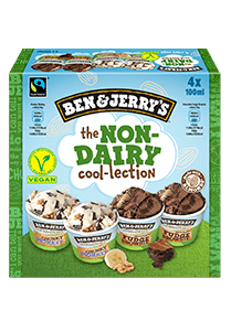 Flavor Detail Page - Non Dairy Cool-lection