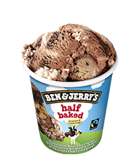 Half Baked Original Ice Cream