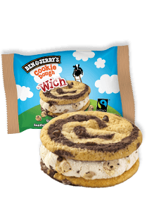 Cookie Dough 'Wich