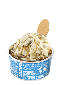 Vanilla Pecan Blondie Original Ice Cream Scoop Shop Flavours