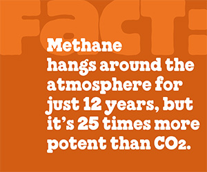 Methane Facts - Ben & Jerry's