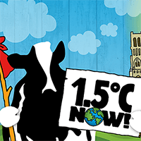 COP21 Week Two: Time to Go to 1.5 Degrees Celsius