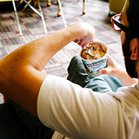 12 Weird Things That Happen When Your Workplace Is Filled with Ice Cream