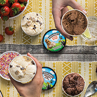 Top 10 Ben & Jerry's Flavours of 2020