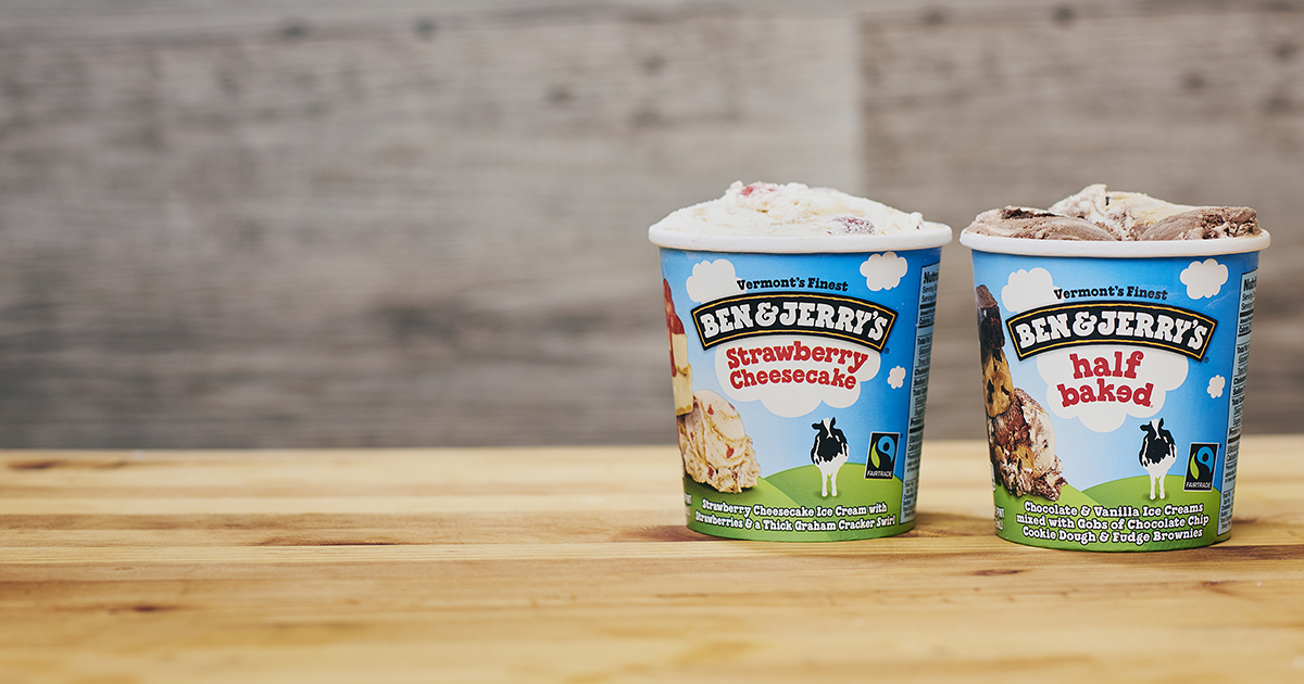 4ps of marketing ben and jerry s View michael hayes' profile on linkedin, the world's largest professional community lead ben & jerry's global digital marketing and e-commerce.
