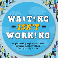 Waiting Isn't Working For People Seeking Asylum