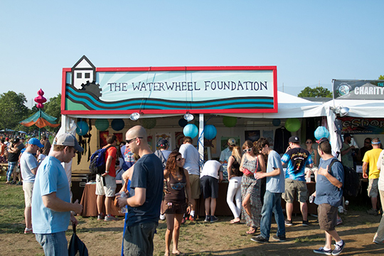 The WaterWheel Foundation