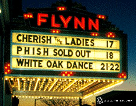 Phish Food Ice Cream Launch - Flynn Theatre 1997