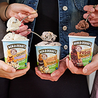 Register to win a Ben & Jerry's ice cream party!