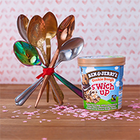 5 Valentine's Ideas From Your Good Pals, Ben & Jerry