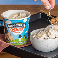 8 Totally Weird Ways Our Fans Eat Ben & Jerry's