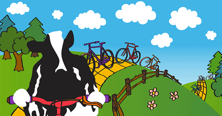 Ben & Jerry's - 9 Top Tips for Getting on Your Bike This Autumn