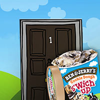 Your Chance to Win a Ben & Jerry's Ice Cream Experience With Deliveroo!