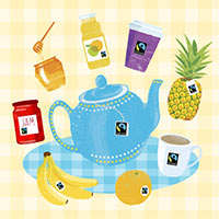 Wake Up to a Fairtrade Breakfast!