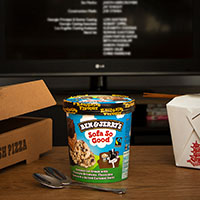 5 Reasons to Cosy Up on the Sofa with a Tub of Ben & Jerry's